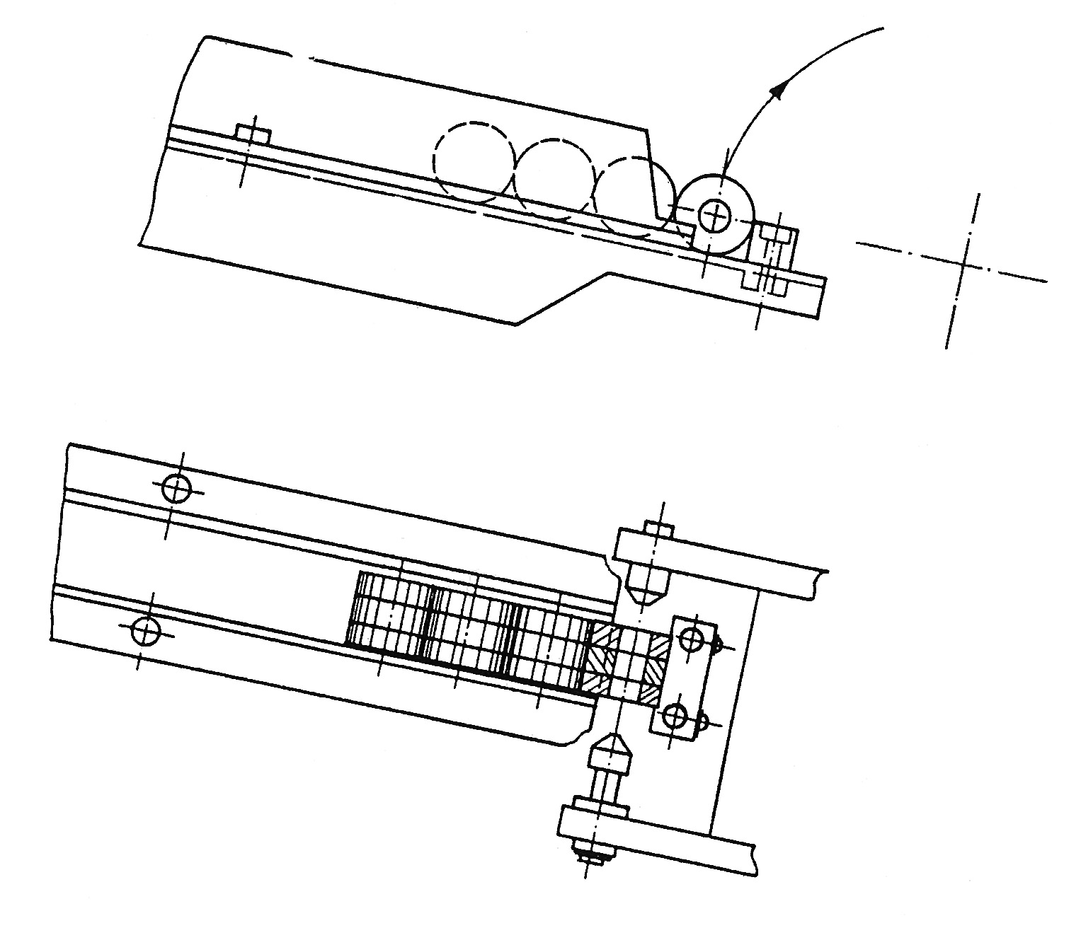 Loading Diagram of Bore-Type Parts