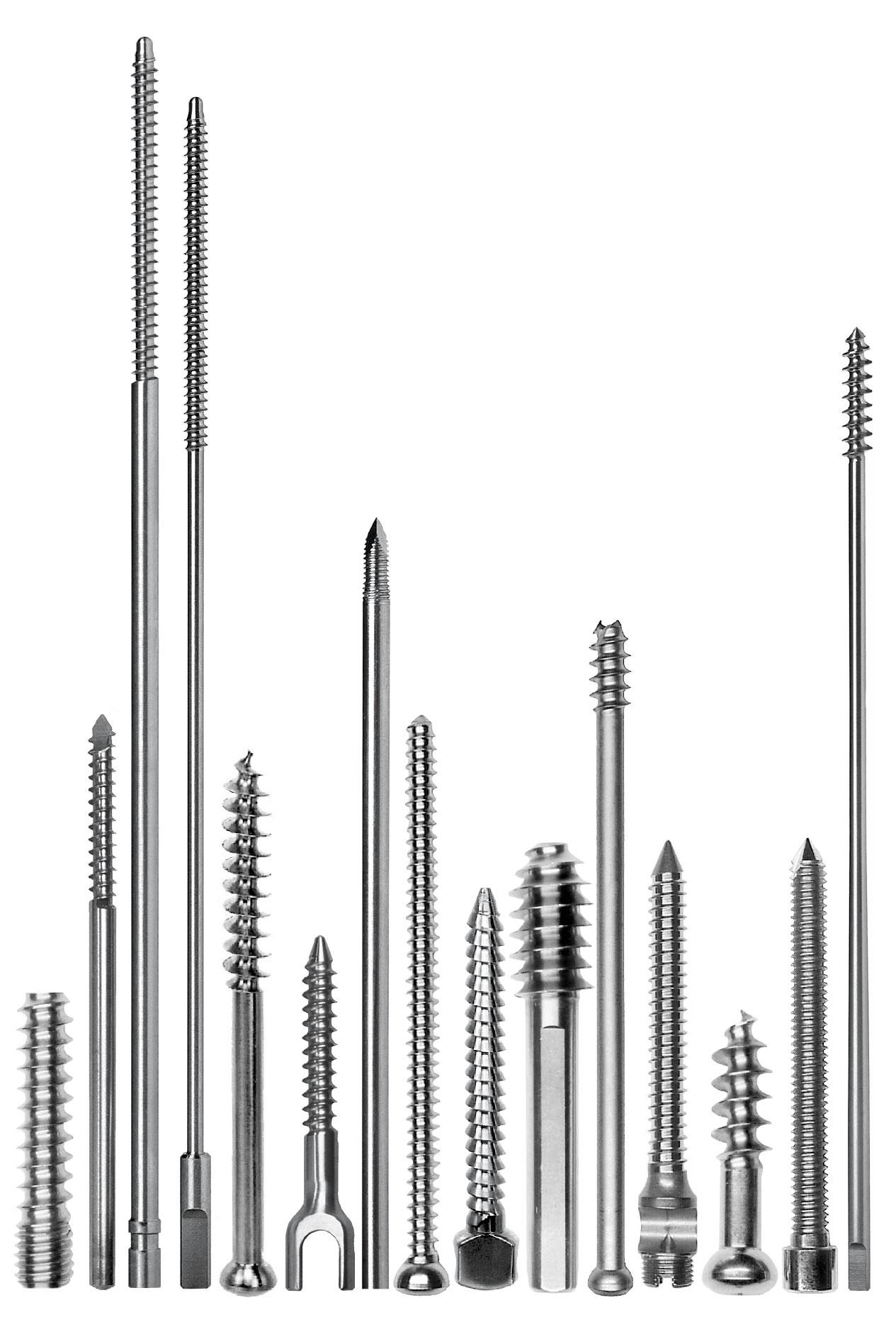 Bone Screws - MZ M544